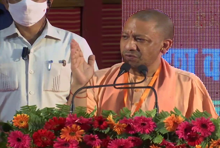 CM Yogi, who joined the State Working Committee of Bharatiya Janata Yuva Morcha in Lucknow, told the workers - Uttar Pradesh became the second economy of the country in 4.5 years, this day came under the rule of BJP