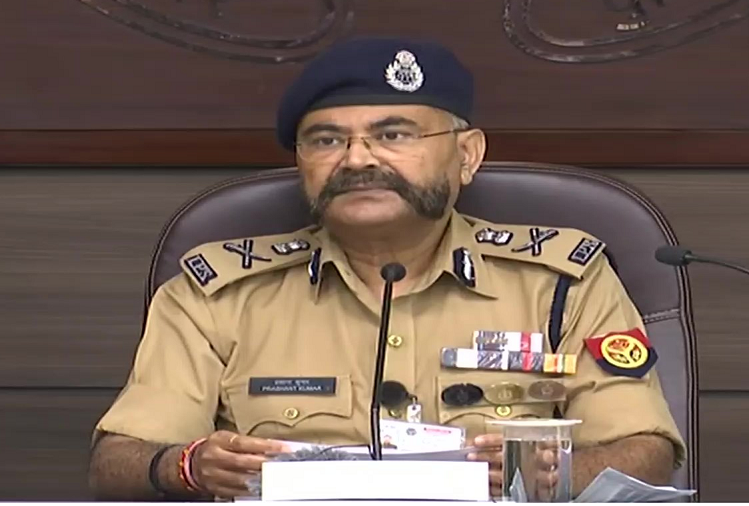 Lakhimpur Kheri Incident :  Regarding the Lakhimpur Kheri incident, UP ADG Prashant Kumar said - No guilty person will be spared, will be arrested soon, 8 farmers died in the accident