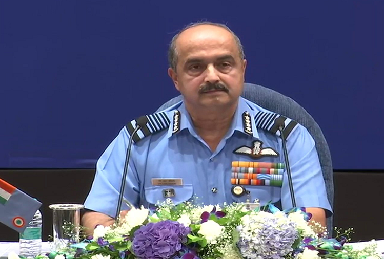 China's Air Force still in Eastern Ladakh, China has done infrastructure development to a large extent but it will not affect us: Vivek Ram Chaudhary