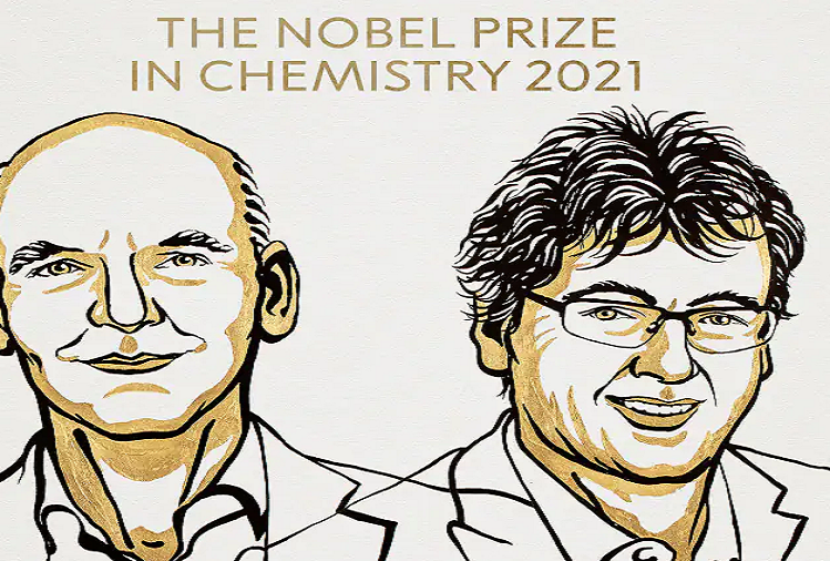 Nobel Prize 2021 announced in Chemistry, scientists from Germany and America won the Nobel for Chemistry, Benjamin List and David Macmillan for the Nobel 2021 for research in the field of asymmetric organocatalysis