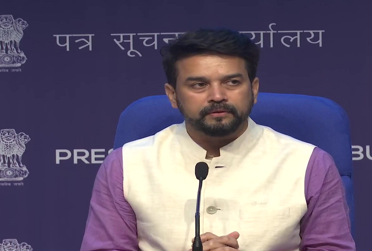 Union Minister Anurag Thakur said about the decisions taken in the cabinet meeting, PM Mitra scheme will be launched soon, lakhs of youth will get employment in the field of textile and garment