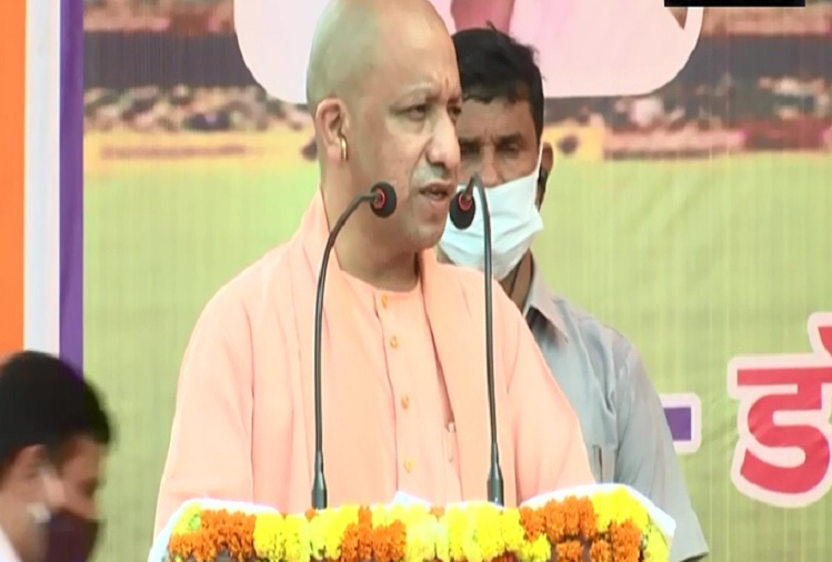 Varanasi : CM Yogi said on the conclusion of National Disabled Cricket League - If you have courage and passion, then a person can achieve the biggest position.