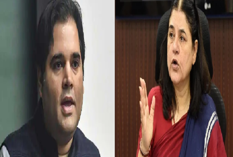 BJP MP Varun Gandhi ignored for protesting against Lakhimpur Kheri incident..! Varun Gandhi and Maneka Gandhi did not get place in the new National Executive of Bharatiya Janata Party, see the list here?