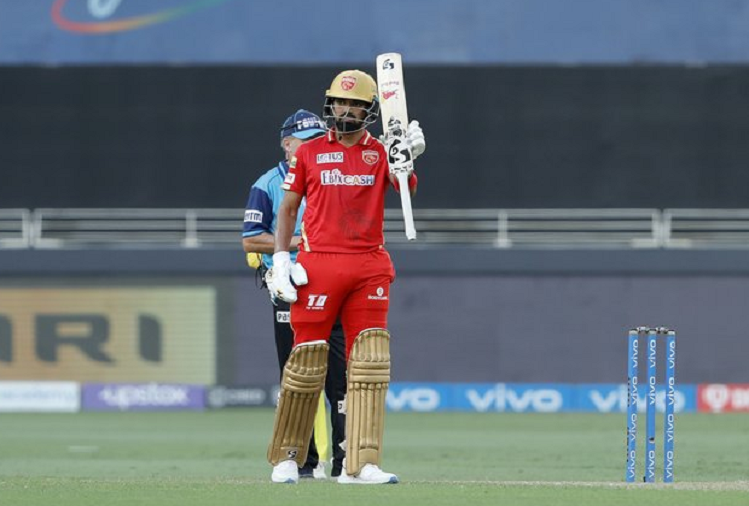 PBKS Won By 6 wickets  : Punjab Kings beat Chennai Super Kings by 6 wickets in a one-sided match, Punjab achieved the target of 135 runs for 4 wickets in 13 overs, KL Rahul played an explosive innings of 98 runs