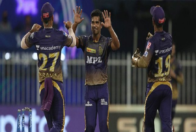 RR vs KKR : Kolkata Knight Riders made it to the playoffs after defeating Rajasthan by 86 runs in the 54th match of the IPL, this KKR bowler won the team?