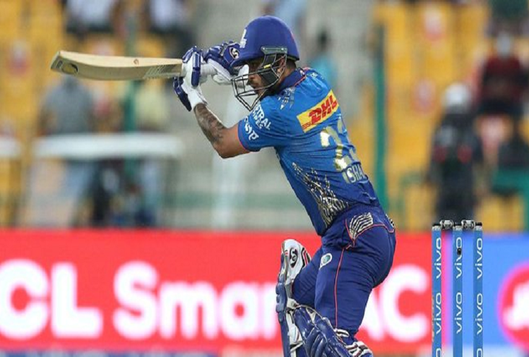 MI vs SRH : Amidst the last attempt to reach the playoffs, Mumbai Indians scored a staggering 235 runs, Ishan Kishan scored 84 runs in 16 balls, Suryakumar Yadav scored 82 runs, SRH will have to do this on so many runs Out ?