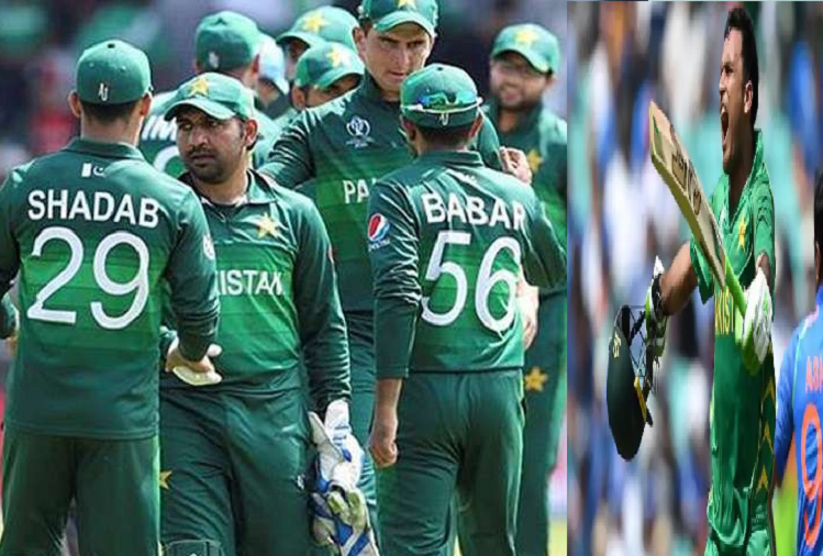 ICC T-20 WC 2021  : Pakistan cricket team made changes in ICC Twenty20 World Cup team, these three experienced players were given place in the team? Former players had demanded change in the team