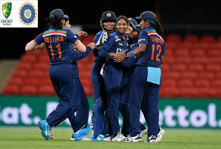 IND v/s AUS 3rd T-20 :  The third and final T20 match between India and Australia today. If the Indian women's team has to save the Twenty20 series, then today Australia will have to beat, leading 1-0 in the AUS series