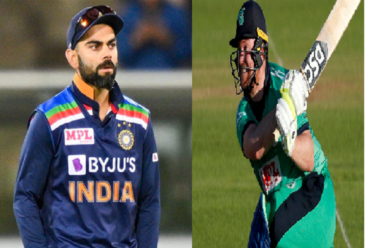 T-20 : Ireland's unknowingly cricketer Paul Stirling broke this record of Virat Kohli in Twenty20 International matches, becoming the first cricketer to achieve this feat in Twenty20 matches?