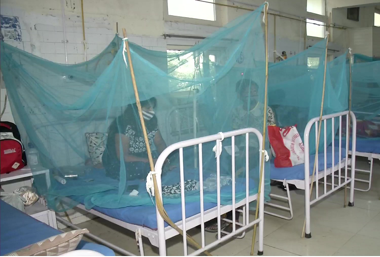 Dengue In Delhi  : Corona infection stopped in the national capital New Delhi, dengue outbreak increased ... 47 dengue cases were found in the same hospital in 10 days