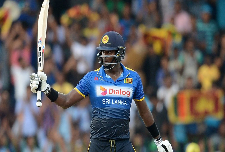 फैसला : Had thought of retiring from cricket, the board had also removed the name from the contract list, but now this cricketer wants to return to the cricket pitch again, angelo matthews was a former captain of the Sri Lankan team.