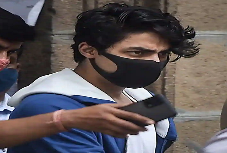 Mumbai : Decision on Aryan Khan's Bail in Cruise Drugs Party Case After October 20, NCB officer Sameer Wankhede attended Aryan Khan's counseling in Arthur Road Jail, Aryan Khan made this promise?