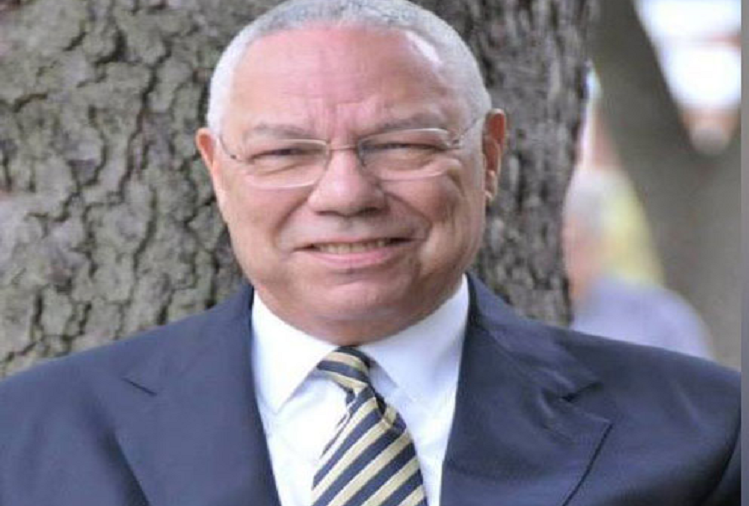 USA : In the US presidential elections, his own party's candidate Donald Trump was in the news by voting in favor of Democratic candidate Hillary Clinton, former US Secretary of State Colin Powell died at the age of 84