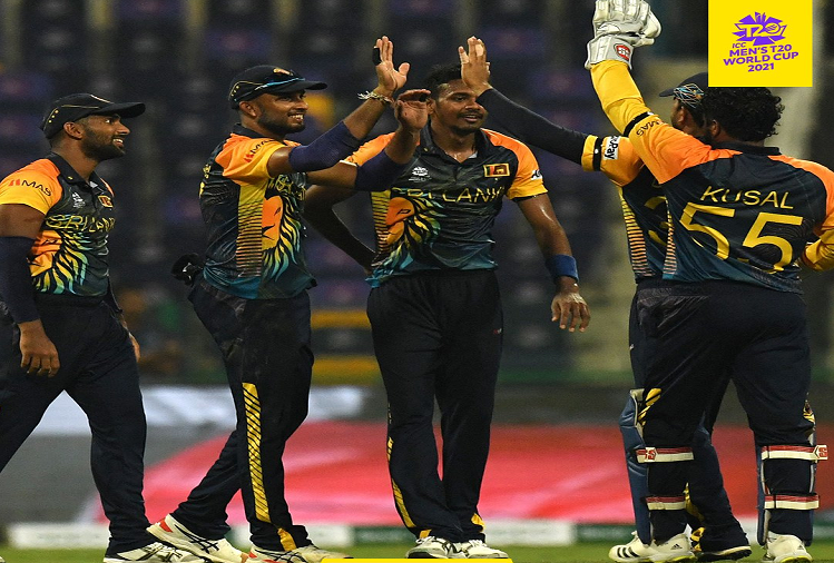 T-20 World Cup 2021  :  Sri Lanka's winning start in the ICC Twenty20 Cricket World Cup Super-12 qualifying match, defeating Namibia by 7 wickets with 39 balls to spare, this player took the most wickets?