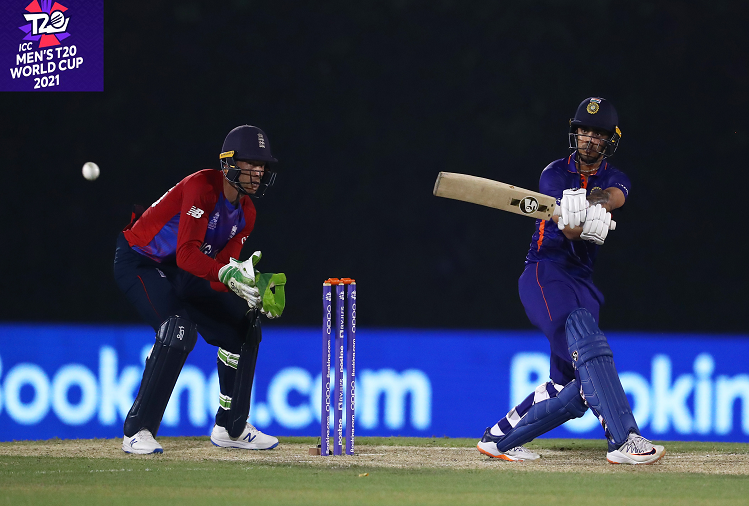 India Beat England by 7 wickets :  In the practice match before the Twenty20 World Cup, Team India beat the Most Favorite England by 7 wickets, Ishan Kishan and KL Rahul blasted, hit so many fours and sixes?