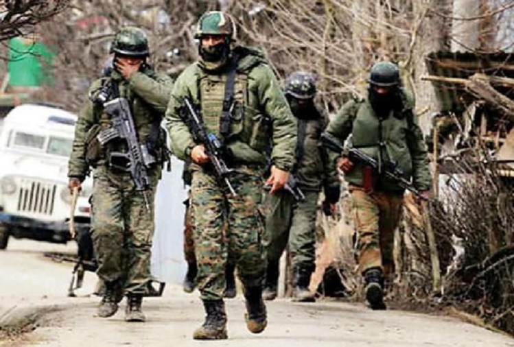 Srinagar : Terrorists are being wiped out every day in Kashmir, today Indian security forces killed 6 terrorists in Rajouri, Pakistan was associated with terrorist organization Lashkar-e-Taiba