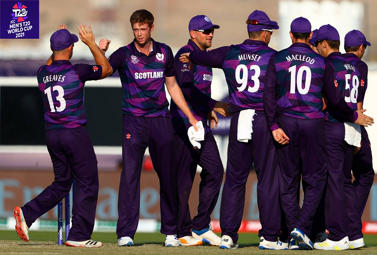 PNG v/s Scotland : Scotland's second consecutive victory in the Super-12 qualifying match of the ICC Twenty20 Cricket World Cup, defeating PNG by 17 runs, confirms the claim of reaching the Super-12