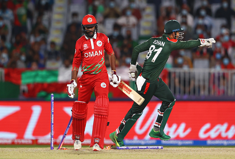BAN Won By 26 Runs : Bangladesh beat Oman by 26 runs in the second match of the Super-12 qualifying round to reach the Super-12 alive, this player did an all-round performance, became the man of the match?