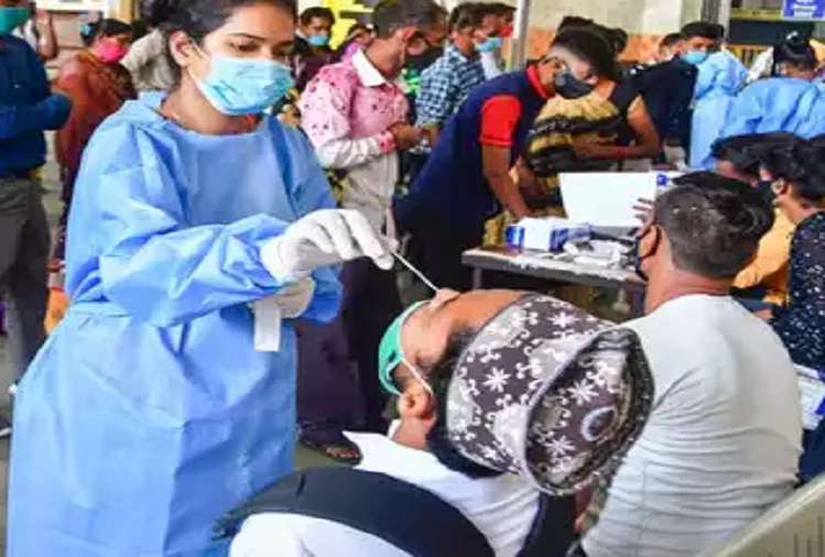 Corona In India : 197 people died in the last 24 hours due to corona infection across the country, more than 14 thousand new patients were found, active cases more than one lakh 78 thousand