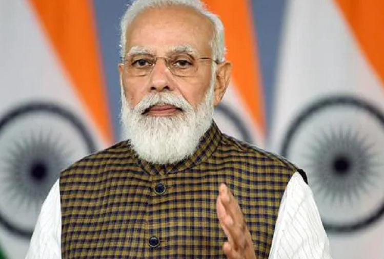 100 crore target of corona vaccination met across the country, PM Modi will address the country at 10 am today, will discuss the country's next strategy