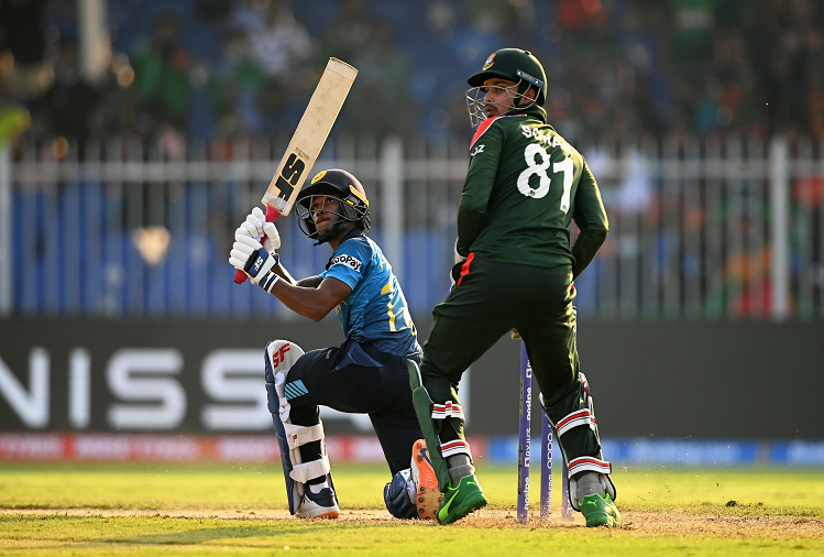 SL v/s BAN :  The Sri Lankan team made a bang in the Twenty20 World Cup, defeated Bangladesh by 5 wickets in a thrilling match, this Sri Lankan player scored an unbeaten 80 off 49 balls to win Sri Lanka?