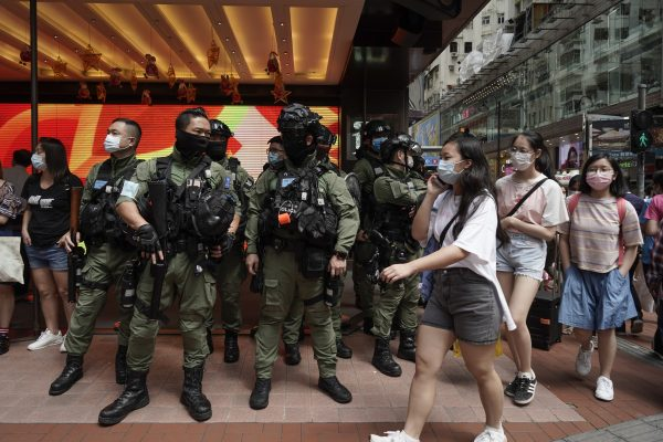 A man has been convicted for the second time in Hong Kong under the National Security Act