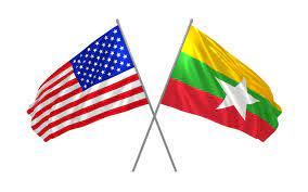 US top official meets Myanmar government